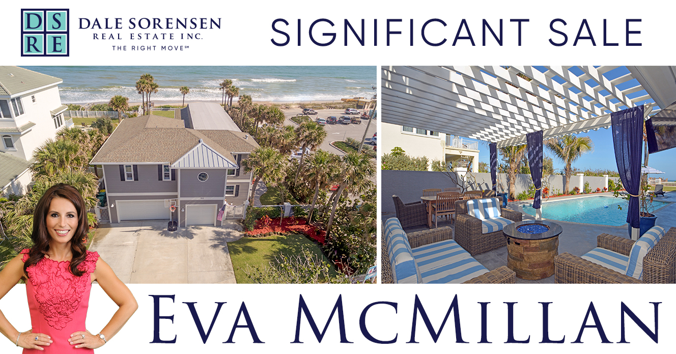 DSRE Dale Sorensen Real Estate Inc. The Right Move Significant Sale Eva McMillan