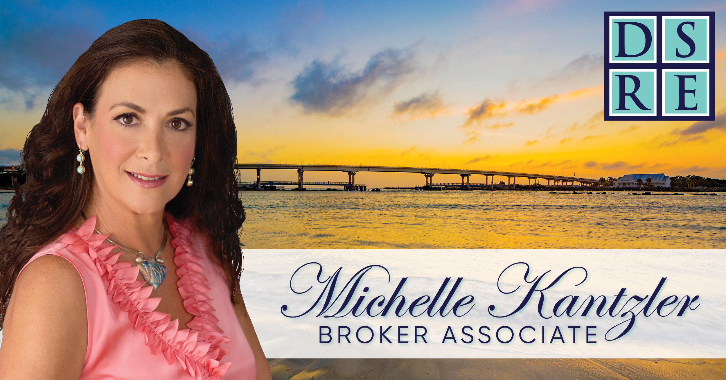 DSRE | Michelle Kantzler Broker Associate