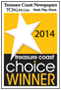 2014 Choice Winner logo