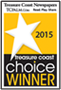 2015 Choice Winner logo