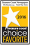 2016 Choice Favorite logo
