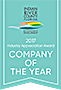Company of the Year logo